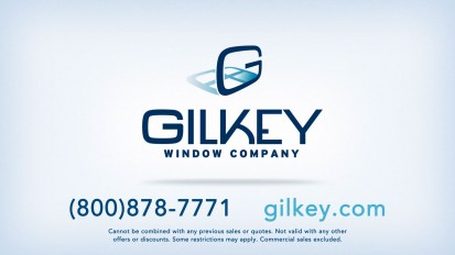 Gilkey Window TV Ads